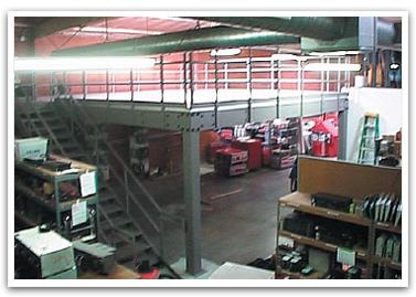 Mezzanine Systems