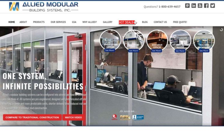 Allied Modular Building Systems, Inc.