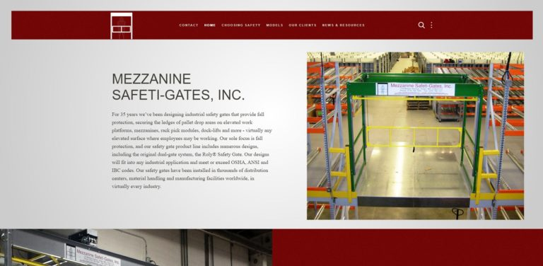Mezzanine Safeti-Gates, Inc.