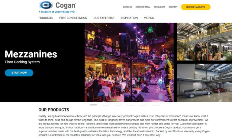 Cogan Wire & Metal Products Ltd.