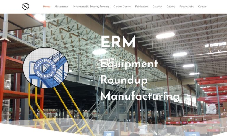 Equipment Roundup Manufacturing