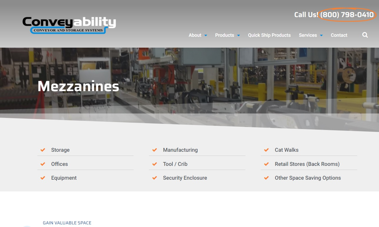 Conveyability, Inc.